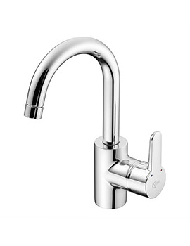 Ideal Standard Concept Blue Single Lever Basin Mixer Tap - B9994AA