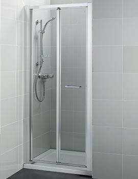 Kubo 900mm Bi-Fold Enclosure Door - T7377EO