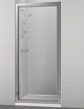 Connect 760mm Pivot Shower Enclosure Door - L6642VA