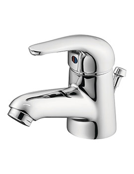 Opus Basin Mixer Tap With Pop Up Waste - B0291AA