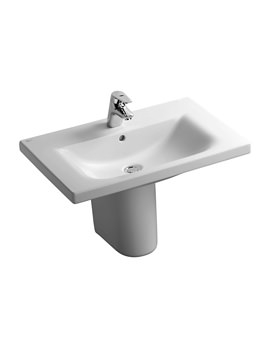 Related Ideal Standard Concept 700mm 1 Tap Hole Vanity Basin - E815601