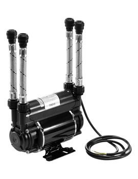 Ideal Standard Twin Impeller 1.5 Bar Shower Pump - E6806NU