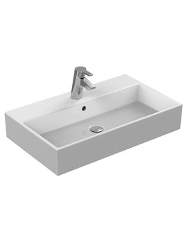 Strada 700mm Countertop Basin With One Taphole