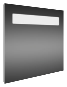 Ideal Standard Strada 850 x 650mm Mirror With Internal Lamp - K2473BH
