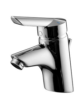 Ideal Standard Piccolo 21 Basin Mixer Tap With Pop-Up Waste