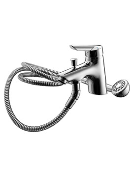 Piccolo 21 Bath Shower Mixer Tap Wit Kit - B9139AA