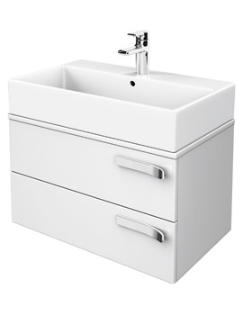 Ideal Standard Strada Gloss White 700mm Basin Unit With Worktop