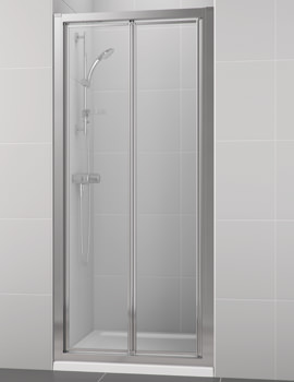 Ideal Standard Connect 760mm Bifold Shower Enclosure Door-L6645VA