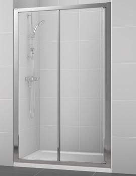 Connect 1200mm Slider Shower Enclosure Door