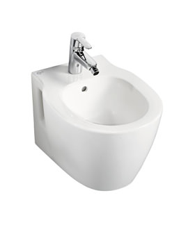 Ideal Standard Concept Space Compact 1 Taphole Bidet 480mm