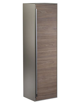 Vista 330mm Storage Unit Taupe-Dark Elm - VISCOLTDE
