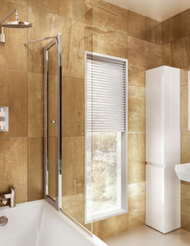 Bathscreen With Access Panel 850 x 1450mm - BS3