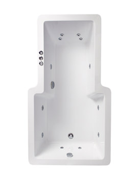 Bathroom Vanities Phoenix on Page 3 Of Phoenix Whirlpool Bath   Air And Whirlpool Jet Bath From