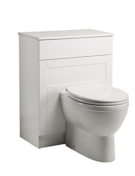 Image of Roper Rhodes New England 620mm Back To Wall WC Unit White