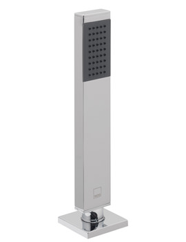 Single Function Deck Mounted Shower Handset - NOT-DECKKIT-C-P