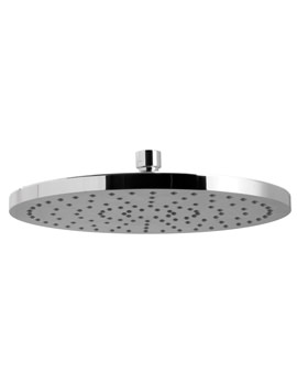 Saturn Single Function Fixed Shower Head 220mm