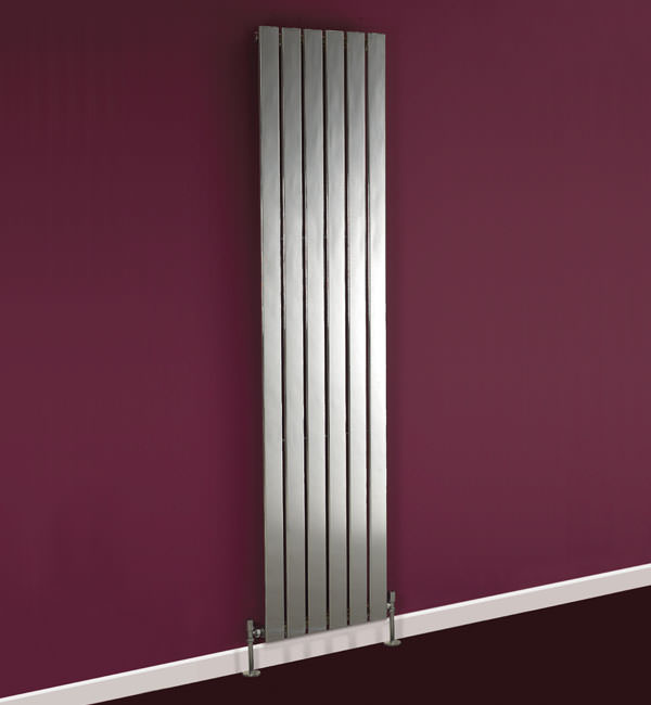 Large Image of Phoenix Orla Tall Designer Radiator 450 x 1200mm - RA060