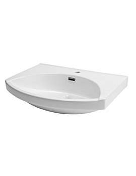 Profile 600mm Ceramic Basin - PRF600C