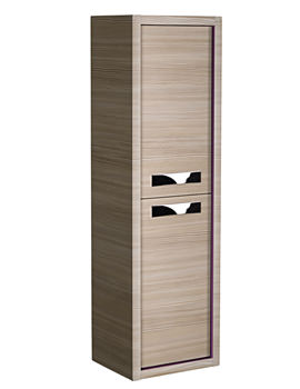 Related Roper Rhodes Breathe Pale Driftwood 350mm Tall Storage Unit - BREC350PD