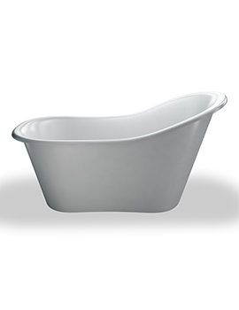 Emperor 1530 x 730mm Traditional Freestanding Bath