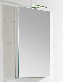 Related Roper Rhodes Spectra LED Illuminated Mirror 500 x 800mm - MLE410