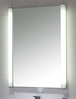 Roper Rhodes Evolve Fluorescent Illuminated Mirror 550mm - MLB310