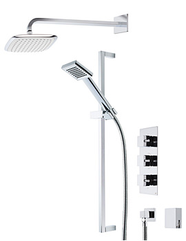 Event Triple Control Shower System 19 - SVSET19