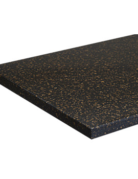 Roper Rhodes Strata Copper Solid Surface