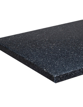 Related Roper Rhodes Strata Starlight 1820mm Solid Surface Worktop - F3W18A.SL