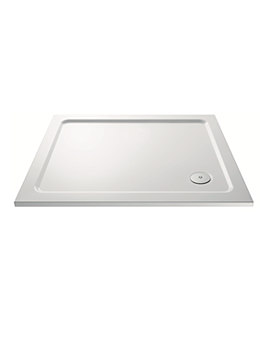 Pearlstone 1200 x 800mm Rectangular Shower Tray