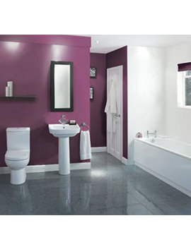Balterley Curve Bathroom Suite