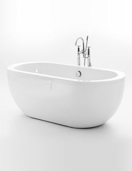 Bolton Luxury Double Ended Bath 1805 x 860mm