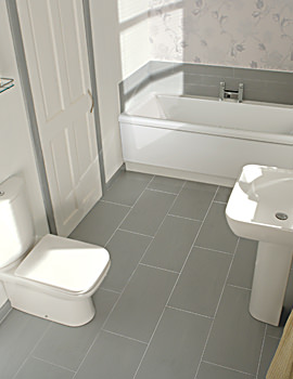 Balterley Crystal Modern Bathroom Suite