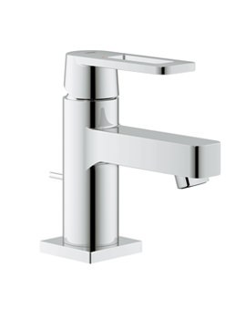 Related Grohe Quadra Monobloc Basin Mixer Tap With Pop Up Waste
