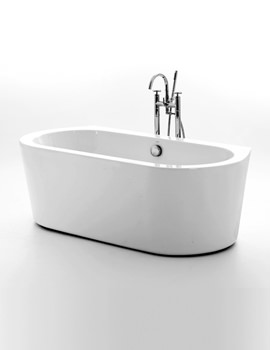 Woburn Luxury Double Ended Bath 1765 x 800mm