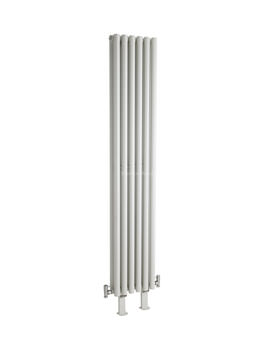 Savy Double Panel White Radiator 354x1800mm - HLW92