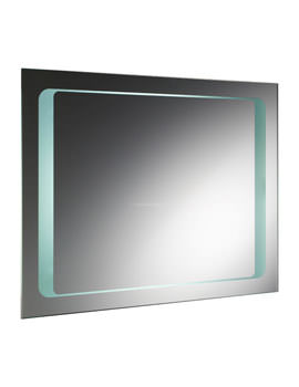 Related Hudson Reed Insight Motion Sensor Mirror With De-Mister Pad - LQ019
