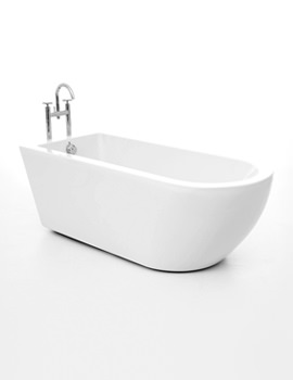 Barwick Single Ended Freestanding Bath 1690 x 740mm
