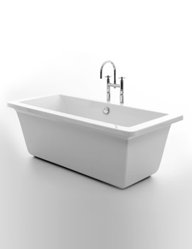 Hexham Freestanding Double Ended Bath 1690 x 760mm