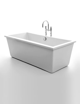 Royce Morgan Iona Freestanding Double Ended Bath 1750 x 800mm