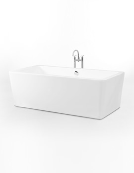 Althorp Freestanding Double Ended Bath 1750 x 750mm