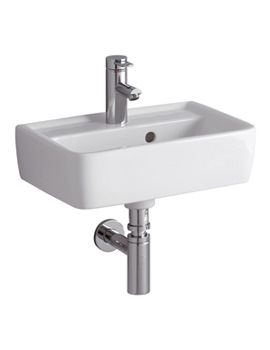 Galerie Plan Handrinse Basin 450mm - GL4851WH