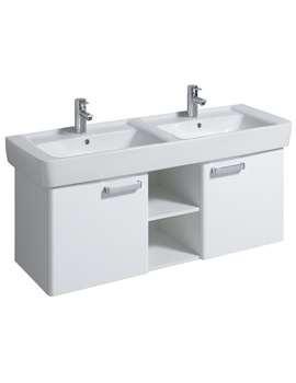 Galerie Plan Furniture Unit And Double Basin 1300mm