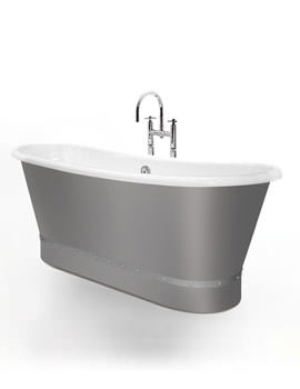 Portland Traditional Double End Bath 1710 x 690mm