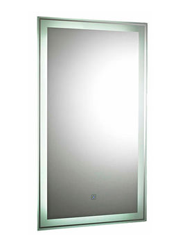 Glow Touch Sensor 400 x 700mm LED Mirror