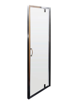 Lauren Ella Pivot Hinged Door 760mm - ERPD76