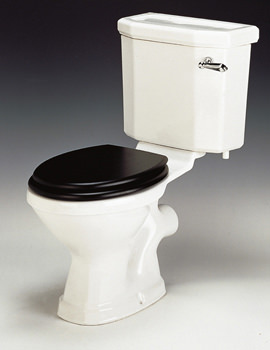 Clarice Close Coupled WC With Cistern And Fittings 710mm