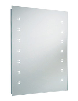 Beo Evans LED Backlit Sensor Mirror 600 x 800 x 65mm