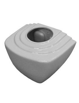 Related Twyford 4.5 Litres Automatic Ceramic Cistern For Urinal - CX8711WH