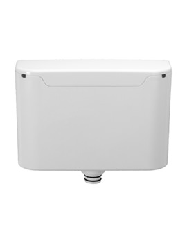 Related Twyford Dual Flush Concealed Cistern 6-4 Litre - CX9664XX